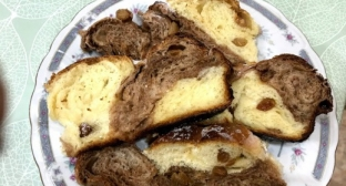 Svadobný koláč